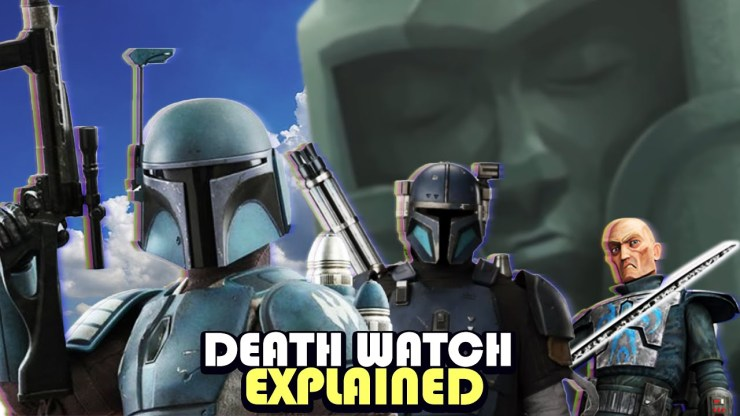 The Complete History of Death Watch 1