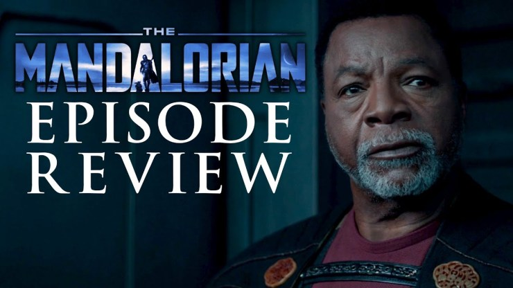 The Mandalorian Chapter 12 - The Siege Episode Review 1