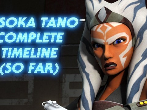 Who is Ahsoka Tano - Her Complete Story (So Far) 8