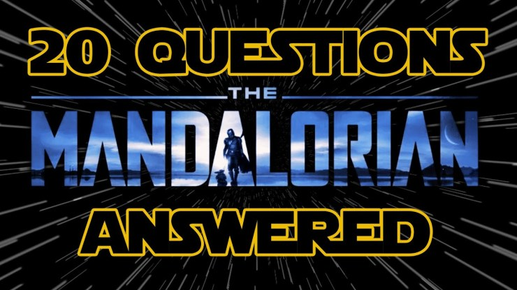 20 Questions Answered About The Mandalorian Season 2