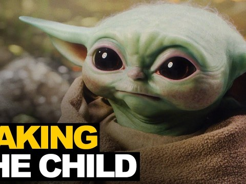 The Child (Baby Yoda from The Mandalorian)| Inside Look