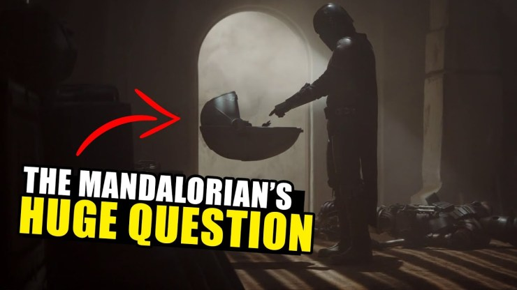 The HUGE QUESTION The Mandalorian STILL has to Answer
