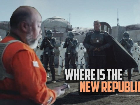 Why Doesn't the New Republic Stop Moff Gideon's Empire?