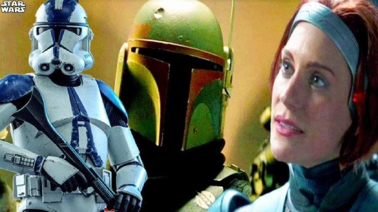 Why Mandalorians HATE The Jango Fett Clones So Intensely