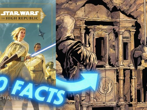 40 Facts From Light of the Jedi - Star Wars References