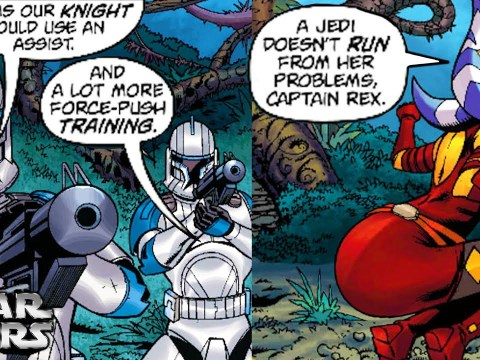 Clone Troopers Who insulted Ahsoka and hated Serving With Her