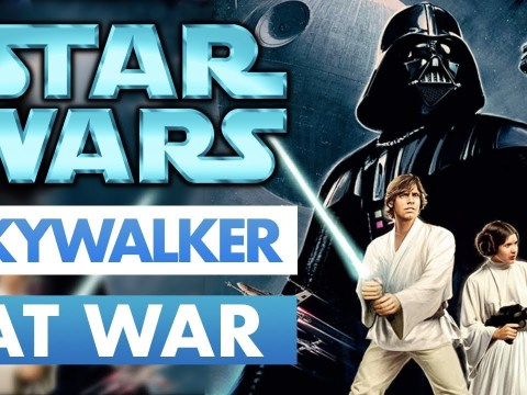 Disney Announces Skywalkers: A Family At War | Star Wars