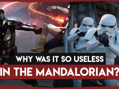 How WEAK Was Stormtrooper armour Actually?