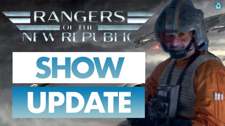 Important Update for Star Wars Rangers of The New Republic