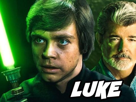 Luke Skywalker is Darth Vader's Equal in Return of the Jedi