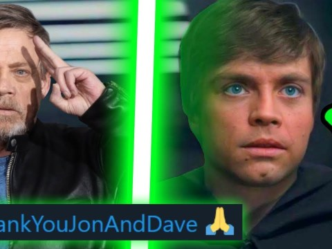 Mark Hamill thanked Jon Favreau For Saving Luke! - Star Wars