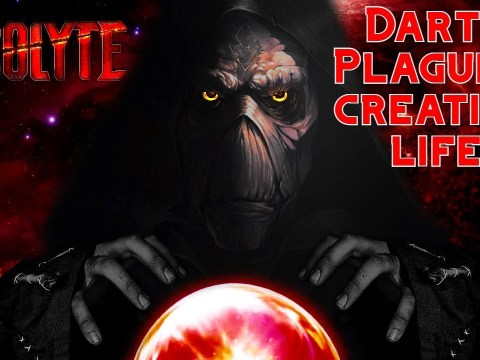 Star Wars The Acolyte | Darth Plagueis Power To CREATE LIFE