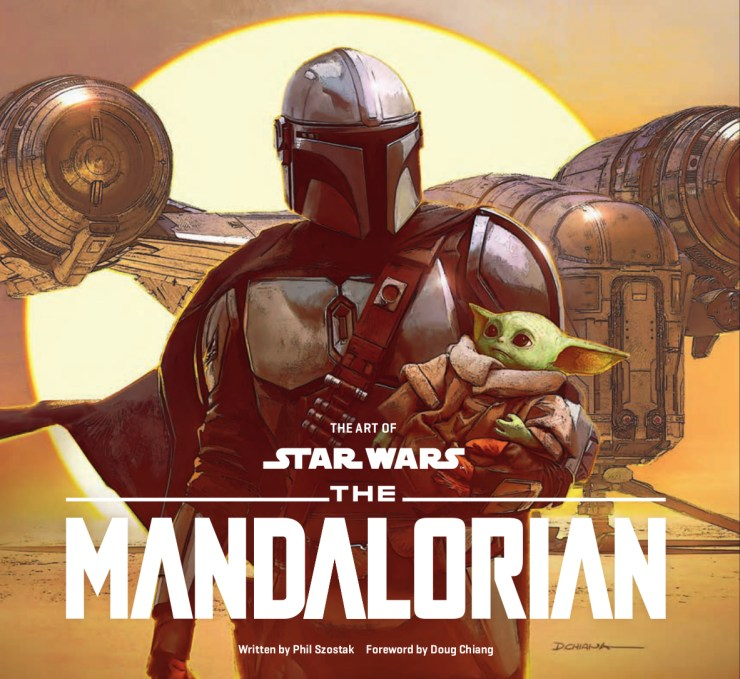 The Art of Star Wars – The Mandalorian (2020)