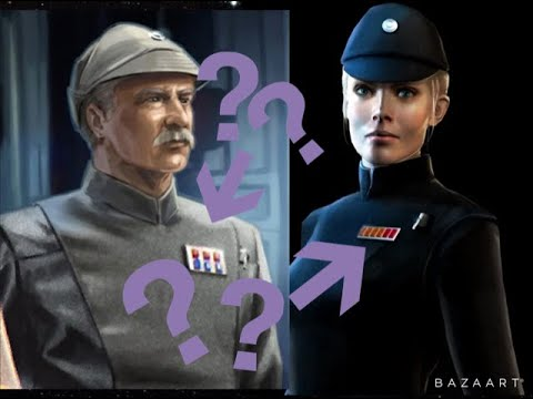 All Imperial Navy Rank Insignia's EXPLAINED