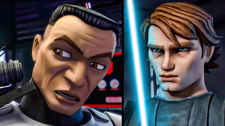 The Clone Who Betrayed His Brothers and Anakin