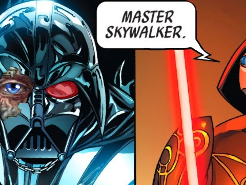 When a Droid Called Darth Vader a JEDI MASTER!  (Canon)