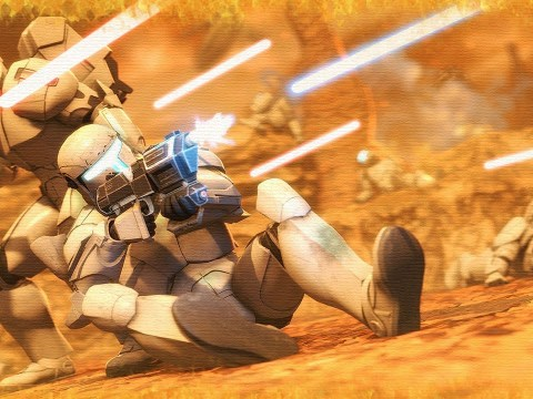 Why Clone Commando's were USELESS in Actual Battles