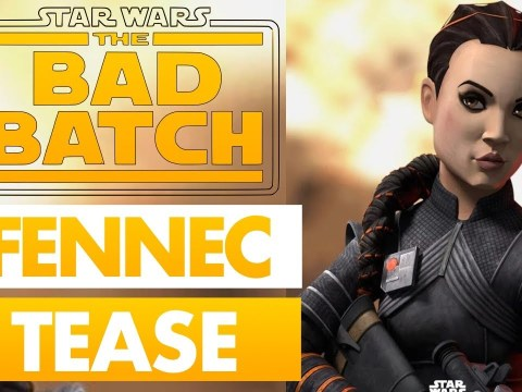 New Fennec Shand Teaser For Star Wars The Bad Batch!