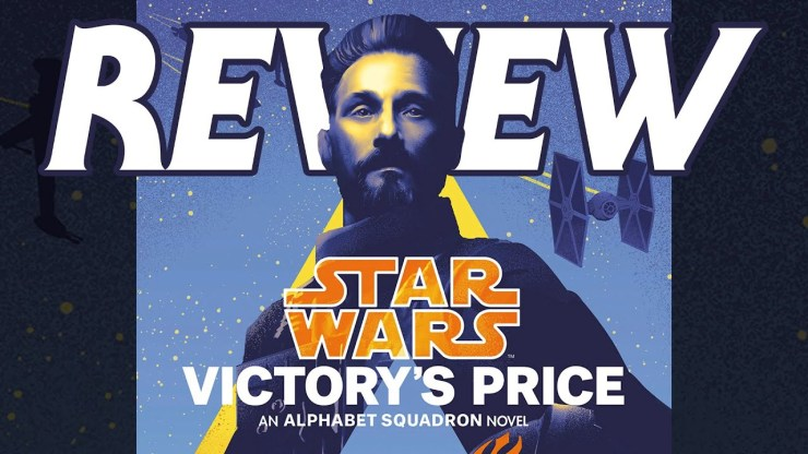 Victory's Price - A Conclusion to the Alphabet Squadron Trilogy