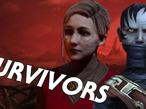 All the Survivors of the Nightsister Massacre