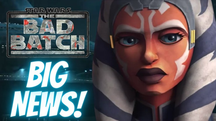 Great News for The Bad Batch & More Star Wars News!