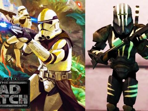 The Clones Born To Fight In Jungles - Felucian Commandos