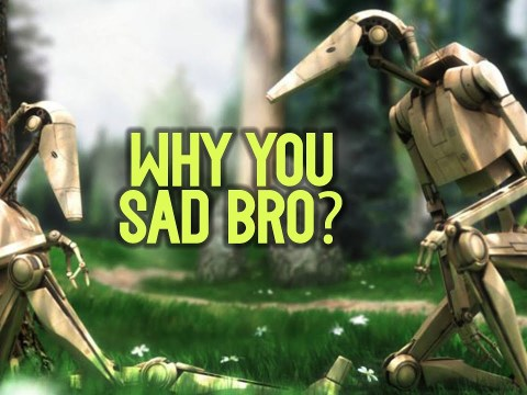Why do Star Wars Droids Have Emotions?