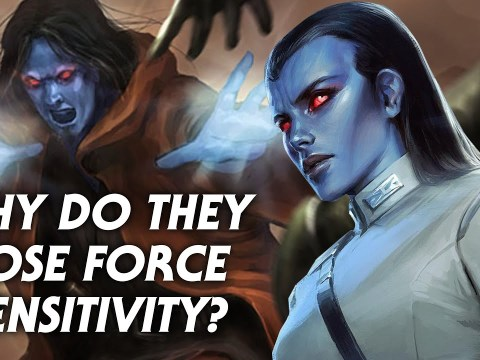 Why Do The Chiss Lose Their Force-Sensitivity?
