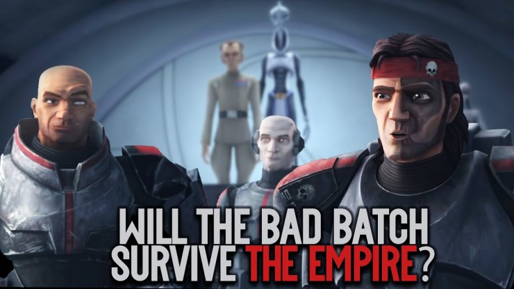 Why the Bad Batch Is Incompatible with The Empire