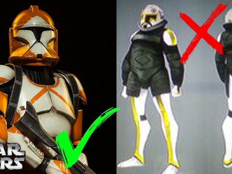 Why the Clone Bomb Squad Wore Unsafe, Regular Clone Armor