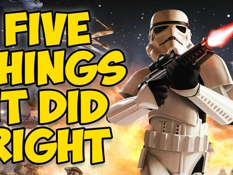5 Things Star Wars Battlefront 2004 Did Right - Game Review