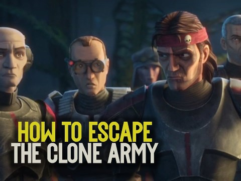 5 Ways a Clone Can Escape the Grand Army of the Republic