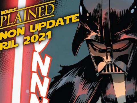 April 2021 Star Wars Canon Update