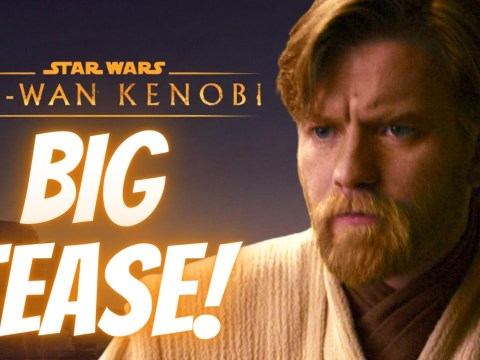 Big Tease for The Obi-Wan Kenobi Series & More News!