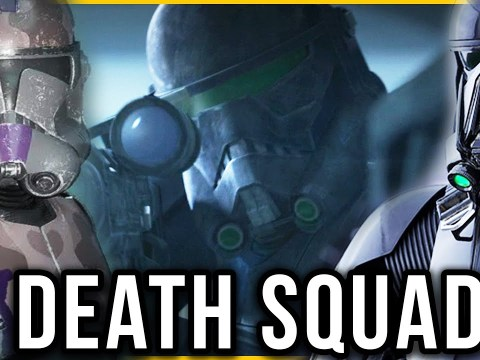 Evolution of the Emperor's Personal Hit Squad (Death Troopers)