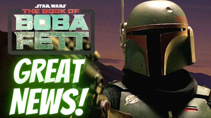 Great News For the Book of Boba Fett, May 4th Announcements?