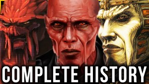 Sith Species COMPLETE History | 100,000 Years of Darkness