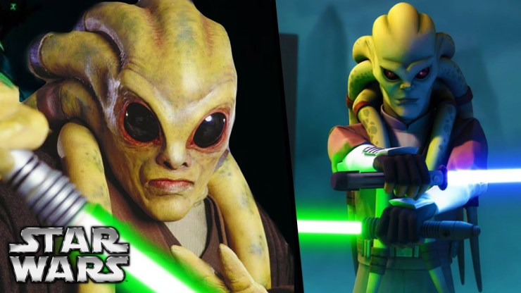 7 KIT FISTO Facts in 30 Seconds - Star Wars Fast Facts