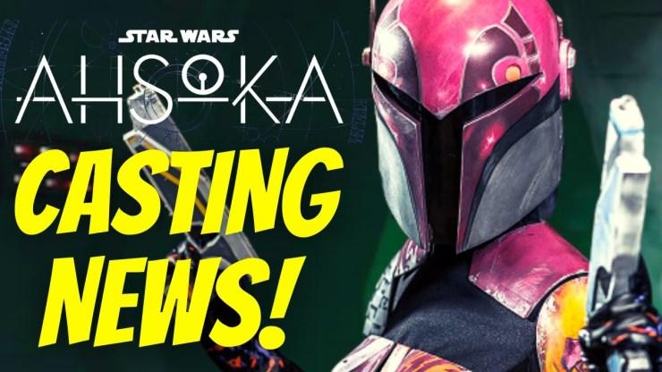Big Character News For the Ahsoka Series, Kevin Feige Movie