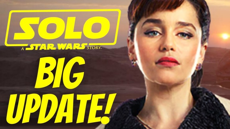 Big Tease For Solo Sequel?, The Acolyte Details & More News!