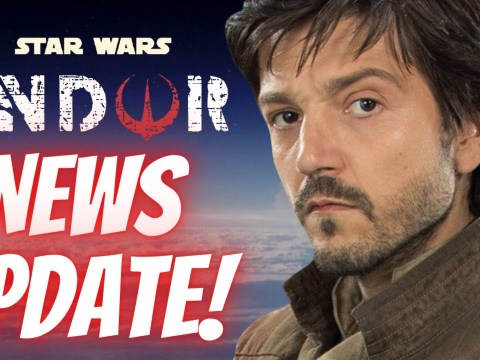 NEW Details For the Andor Series, Big Return to Coruscant