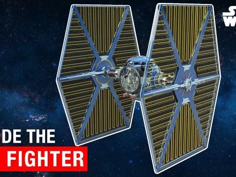 Star Wars: Inside the Tie Fighter