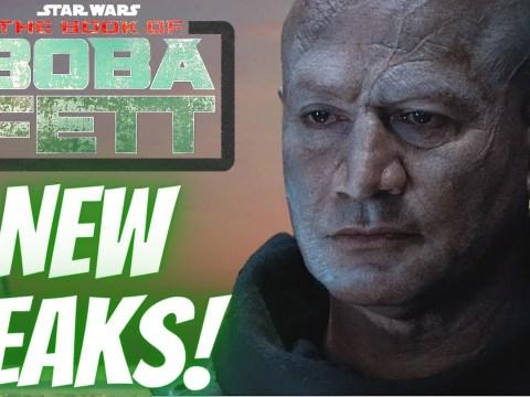 The Book of Boba Fett News Update, Lego Leaks New Details