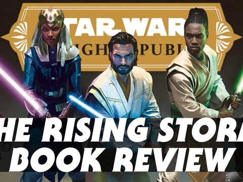 The Rising Storm is One of the Most Intense Star Wars Books