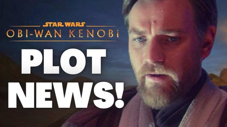 Obi-Wan Kenobi Plot is a Big Mystery to Actors & More News!