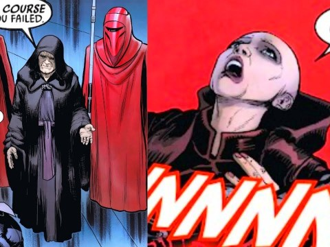 PALPATINE JUST DESTROYED SLY MOORE (CANON)