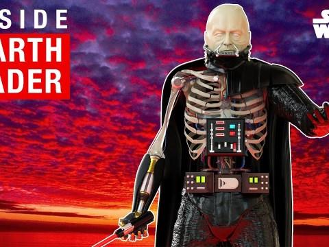 Star Wars: Inside Darth Vader!