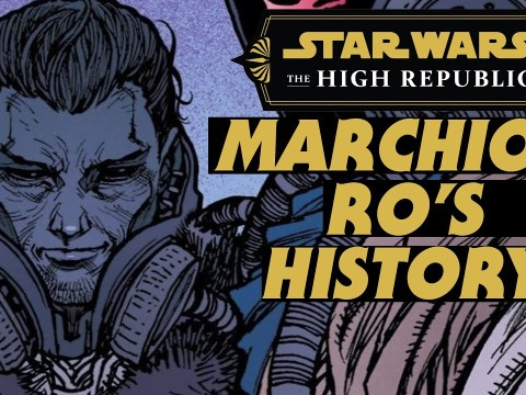 Marchion Ro and His Ancestor's History with the Jedi