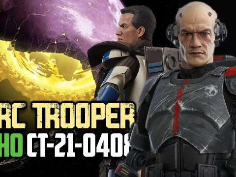 What if ARC Trooper Echo Didn't Get Captured at the Citadel?
