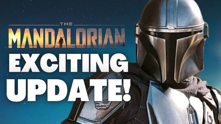 Great Character Update for The Mandalorian Season 3